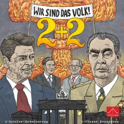 Wir sind das Volk!: 2+2