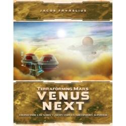 Terraforming Mars: Venus...