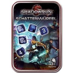 Set de dados Shadowrun...