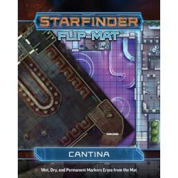 Starfinder: Flip-Mat Cantina