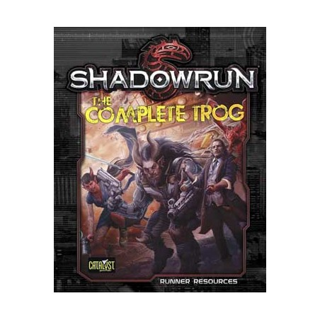 Shadowrun 5th. The Complete...