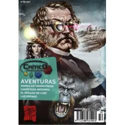 Crítico - Revista de rol....