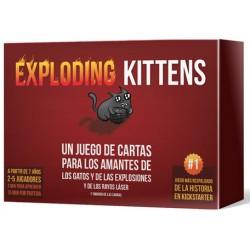 Exploding Kittens (castellano)