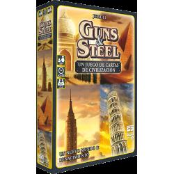 Guns & Steel. Un juego de...