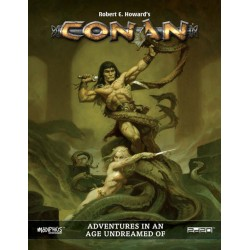 Conan RPG: Adventures in an...