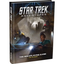 Star Trek Adventures RPG...