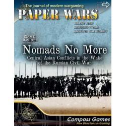 Paper Wars 86. Nomads No More