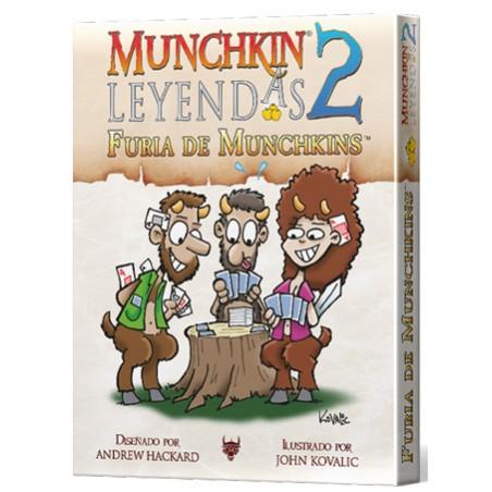 Munchkin Leyendas 2: Furia...