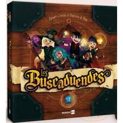 Los Buscaduendes + Cuaderno...