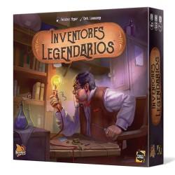 Inventores Legendarios + promo