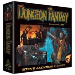 Dungeon Fantasy Roleplaying...