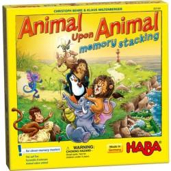 Animal sobre animal: Memotorre