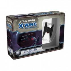X-Wing. Silenciador TIE