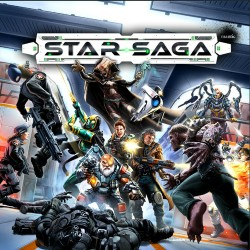 Star Saga: The Eiras...