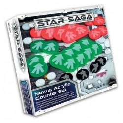 Star Saga: Marcadores del Nexo