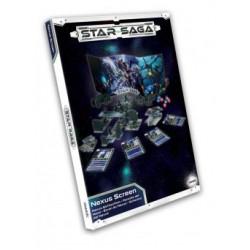 Star Saga: Pantalla del Nexo