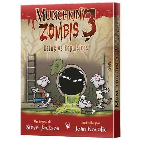 Munchkin Zombies 3:...