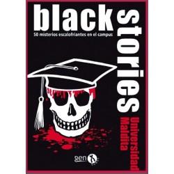 Black Stories: Universidad...