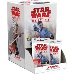 Star Wars Destiny: Legados:...