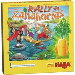 Rally de zanahorias