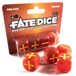 Fate Dice: Fire Dice...