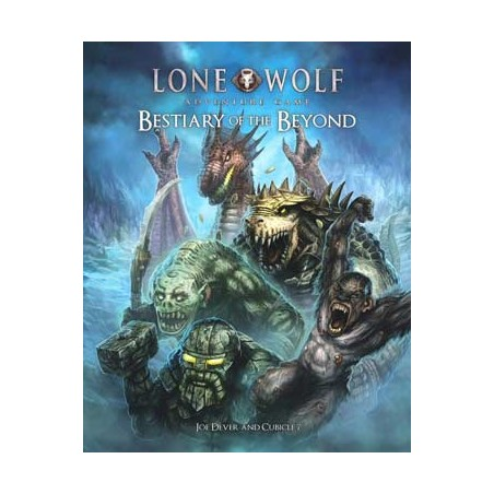 Lone Wolf: Bestiary of the...