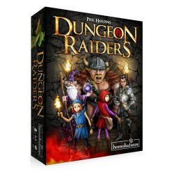 Dungeon Raiders (inglés)
