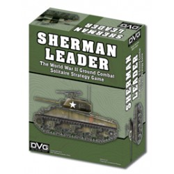 Sherman Leader + Tiger...