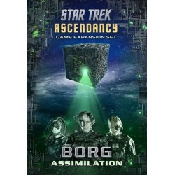 Star Trek: Ascendancy. Borg...