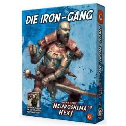 Neuroshima Hex! Iron Gang...