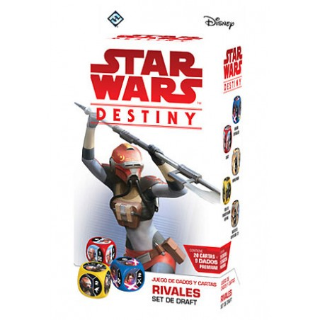 Star Wars Destiny: Rivales...