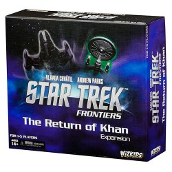 Star Trek: Frontiers. The...