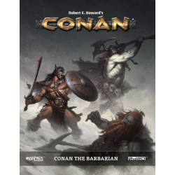 Conan RPG: Conan the Barbarian