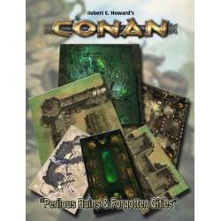 Conan Geomorphic Tile Set:...