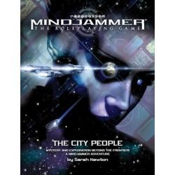 Mindjammer RPG: The City...