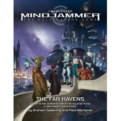 Mindjammer RPG: The Far Havens