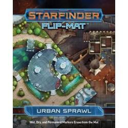 Starfinder: Flip-Mat Urban...