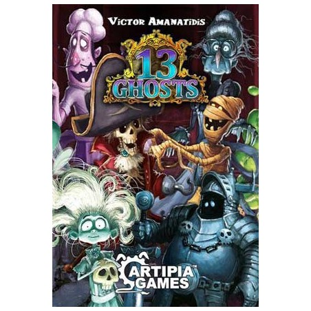 13 Ghosts (inglés)