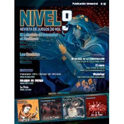 Revista Nivel 9. Número 12