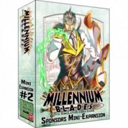Millennium Blades: Sponsors...