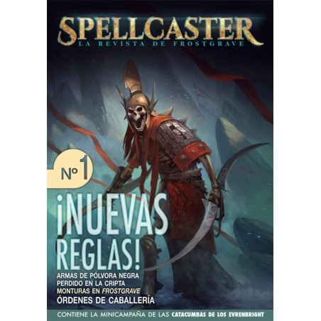 Spellcaster nº 01