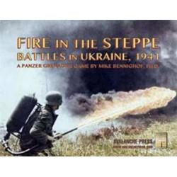 Panzer Grenadier: Fire in...