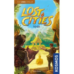 Lost Cities: To Go