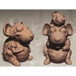 Ratland: Miniaturas de Rata
