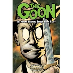 The Goon RPG GM Screen +...
