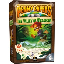 Penny Papers: El Valle de...