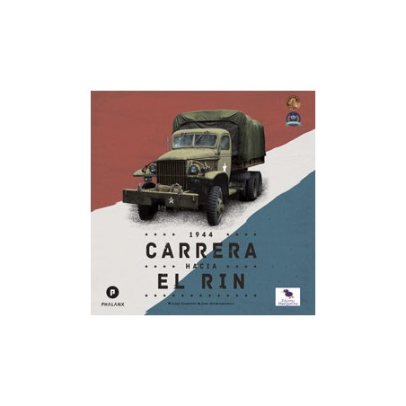 1944: Carrera hacia el Rin...