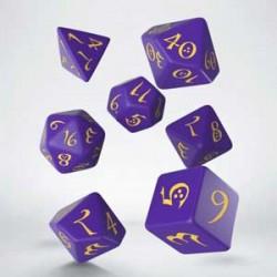 Classic RPG Purple & yellow...
