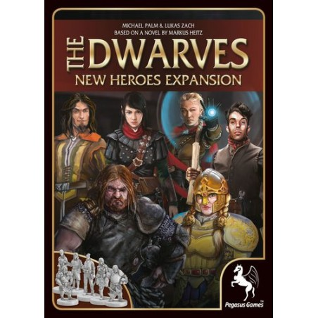 The Dwarves New Heroes...