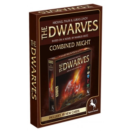 The Dwarves Combined Might...